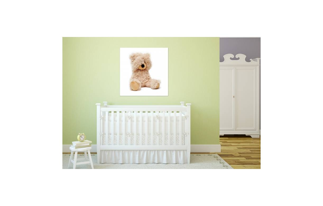 Tableau Ourson Chambre Bebe Home Design Architecture