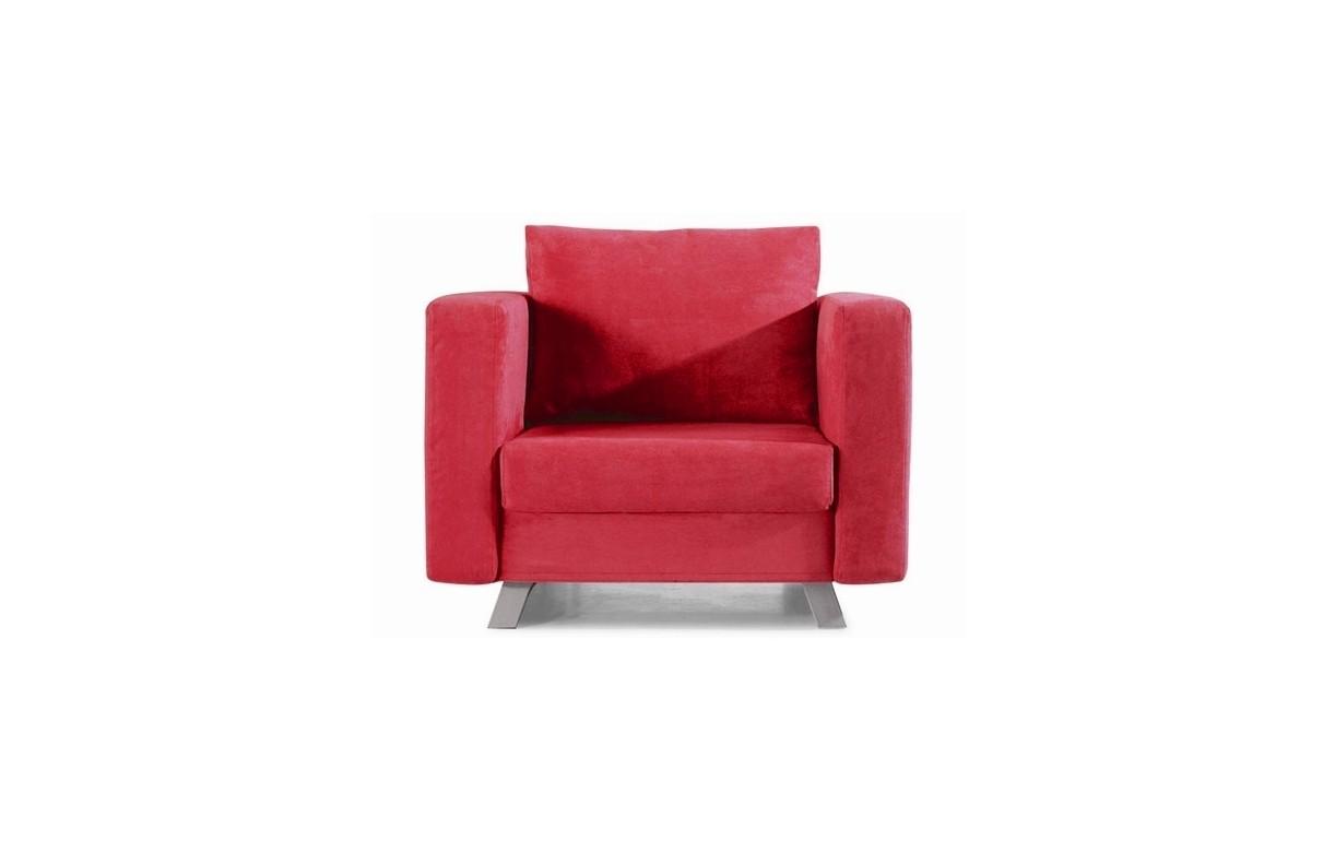 fauteuil convertible 1 place en tissu soly 4 coloris decome store. Black Bedroom Furniture Sets. Home Design Ideas