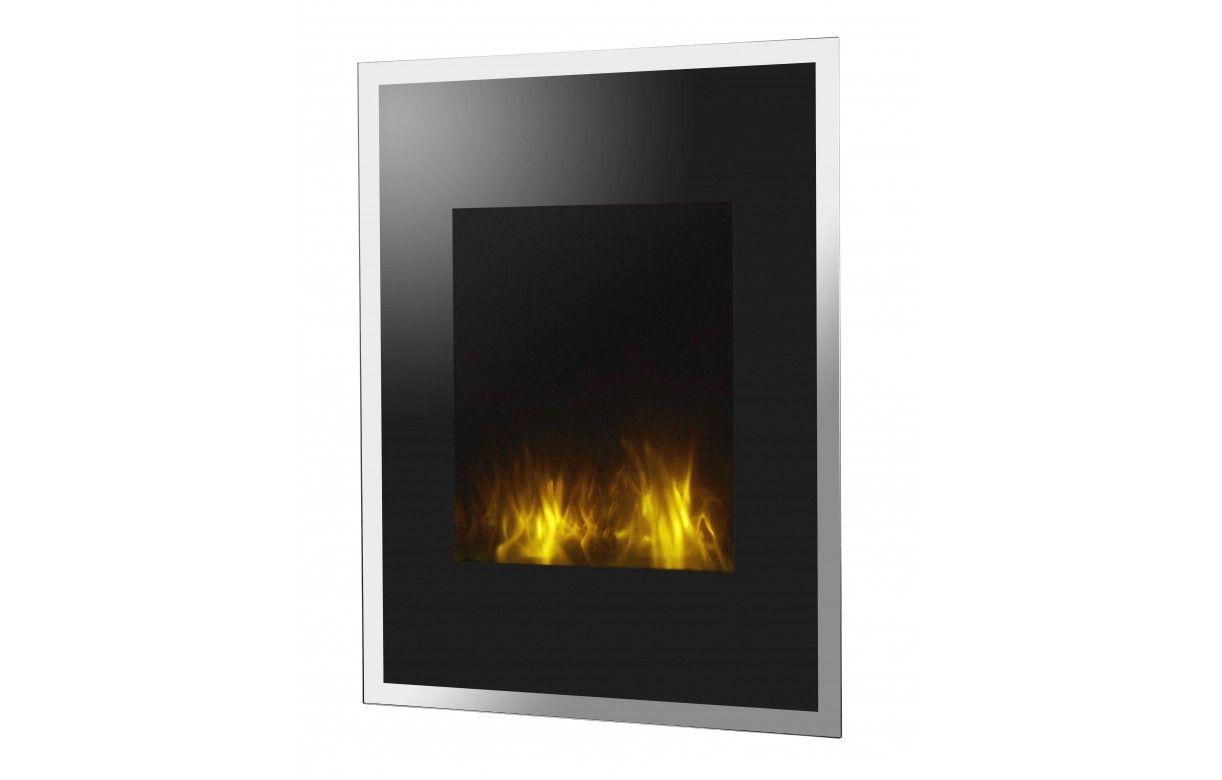 Chemin e lectrique imitation feu chemin 39 arte - Radiateur electrique imitation feu cheminee ...