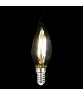 Ampoule LED décorative 3,5cm flamme 4W (40W)