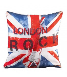 Coussin London 40 x 40 cm Rock