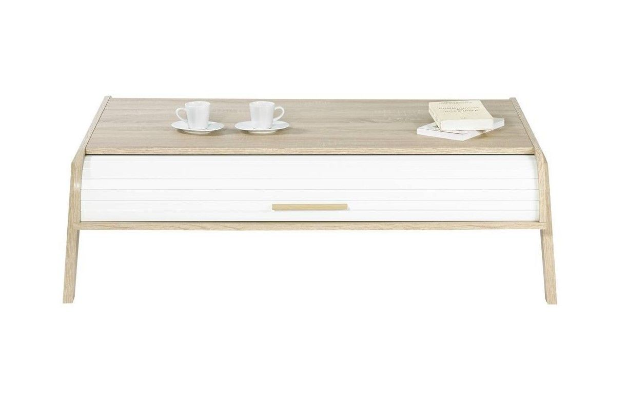 Table basse chene clair – Table basse