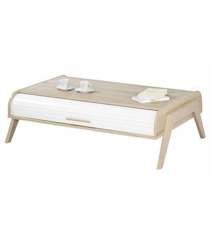 Table basse vintage avec roulettes en bois corto pictures - Table basse avec roulette ...