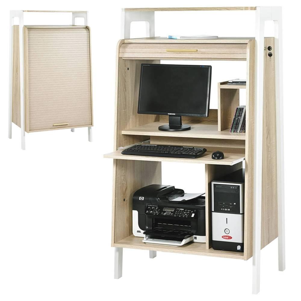 Meuble Bureau Ferme Meuble Bureau Informatique Ferm Meuble Id Es  # Meuble Informatique Ferme Ikea
