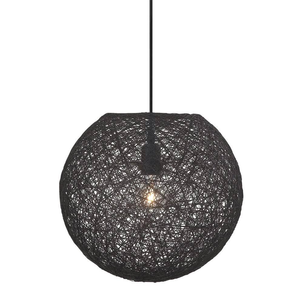 suspension boule noire d34 cm fanya Résultat Supérieur 14 Frais Lustre Suspension Boule Image 2017 Hgd6