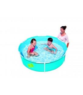 Petite piscine ronde enfant bleu Bestway 56283
