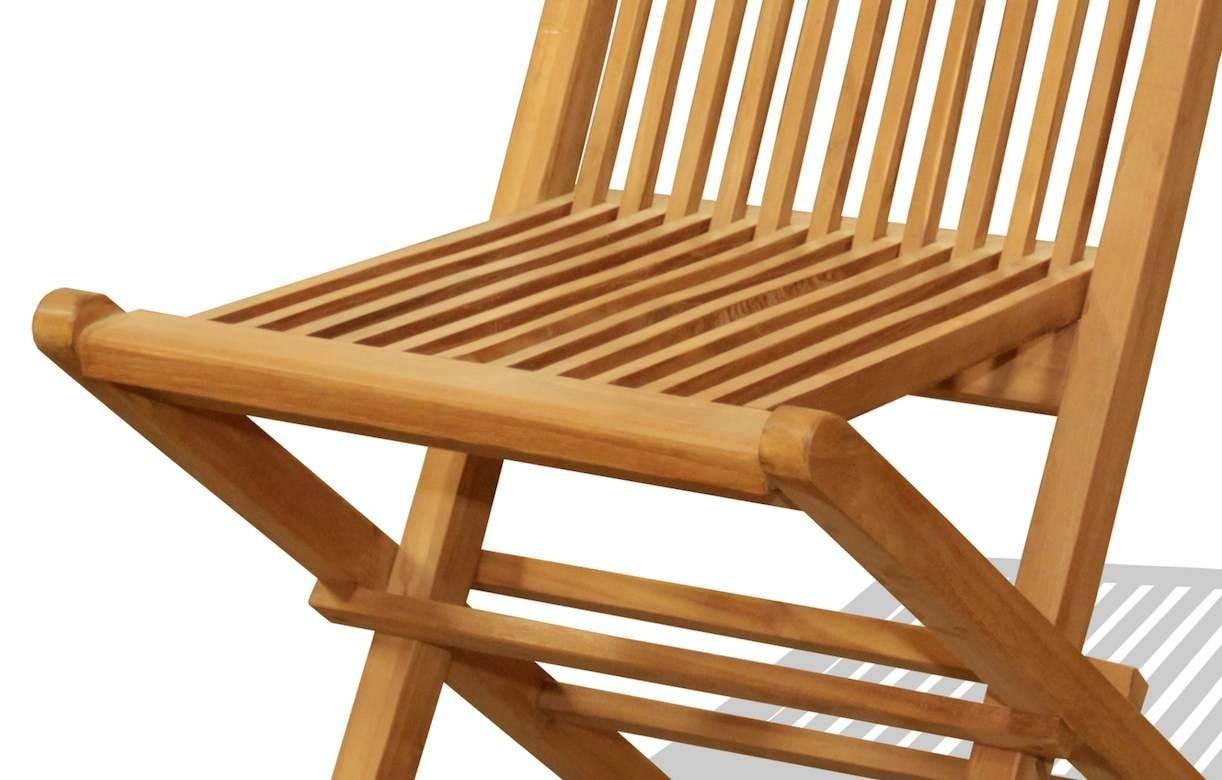 Chaise en teck massif maison design for Chaise longue de jardin teck