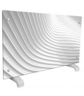 Panneau rayonnant radiateur déco Vagues 2000w