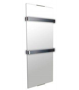 Sèche serviette électrique miroir 600 ou 900w - H100cm