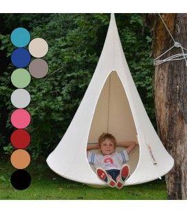 Nid suspendu tente Cacoon Bonsai pour enfants - 10 coloris