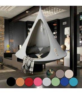 Tente supendue Single Cacoon 1 personne - 11 coloris