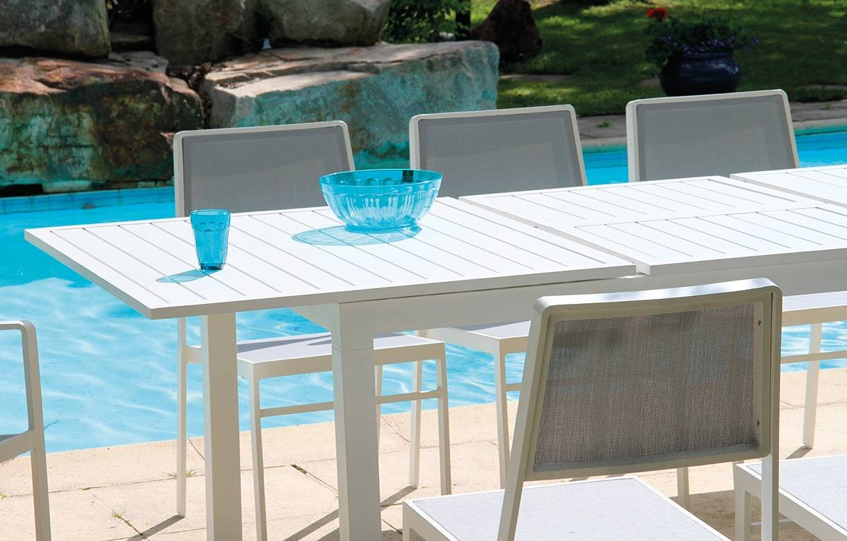 100 Stunning Table De Jardin Blanc Emejing Table De