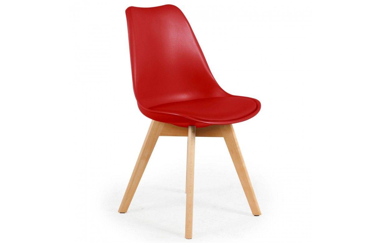 chaise en simili cuir maison design. Black Bedroom Furniture Sets. Home Design Ideas