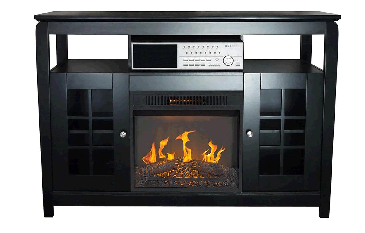 meuble tv avec cheminee sammlung von design zeichnungen als inspirierendes design. Black Bedroom Furniture Sets. Home Design Ideas