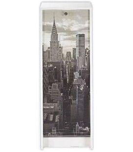 Classeur à rideau New York City 105 cm - 3 coloris