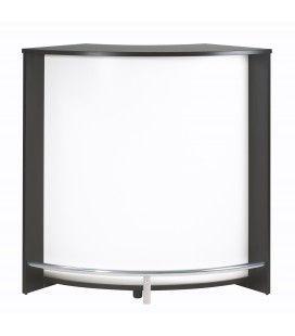 Comptoir de cuisine Noir et Blanc avec tiroir