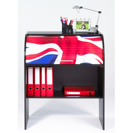 Bureau informatique junior rideau coulissant london for Bureau coulissant adulte