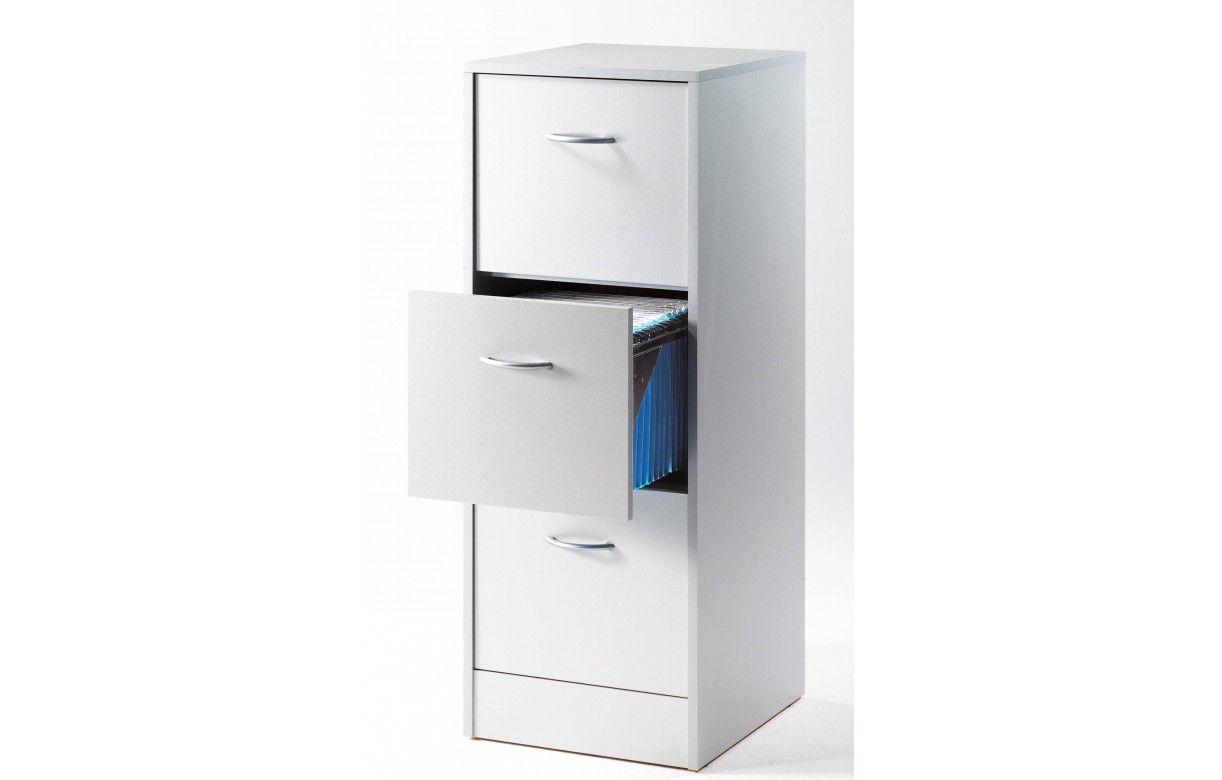 rangement de bureau dossiers suspendus 3 tiroirs. Black Bedroom Furniture Sets. Home Design Ideas
