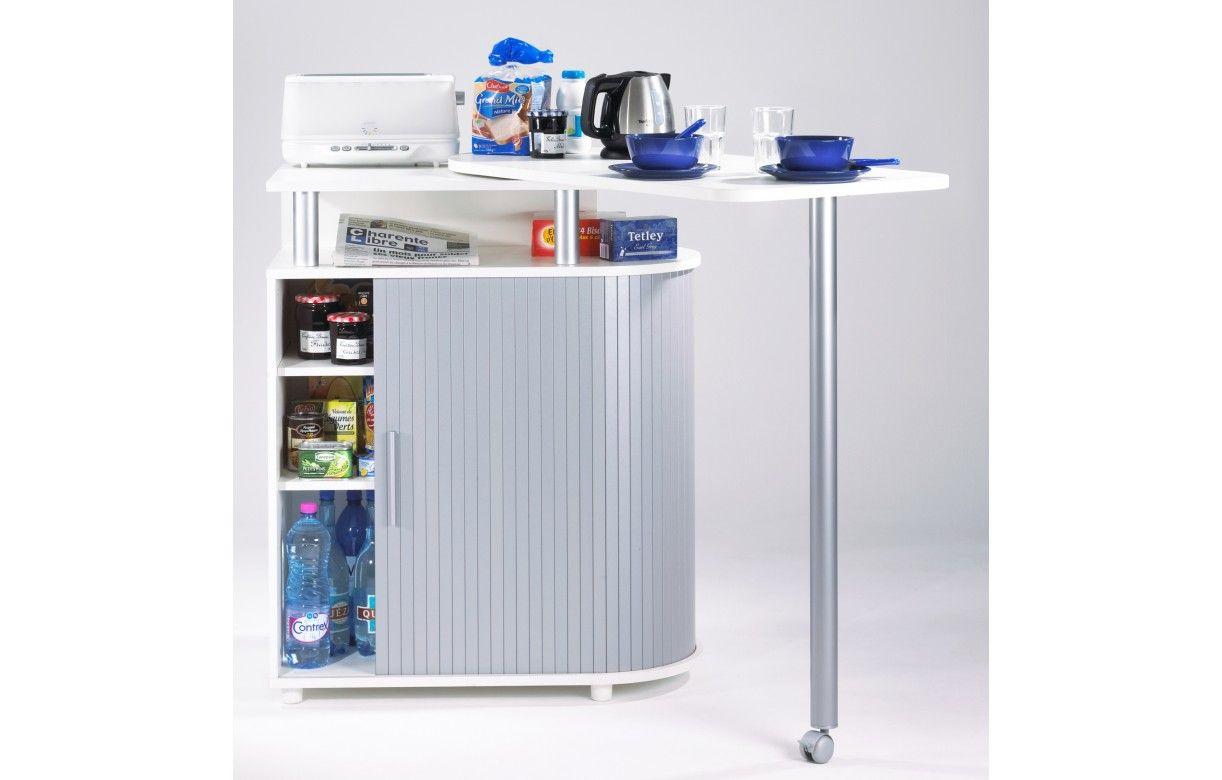 Bar de cuisine avec rangement meuble separation cuisine for Table bar de cuisine avec rangement
