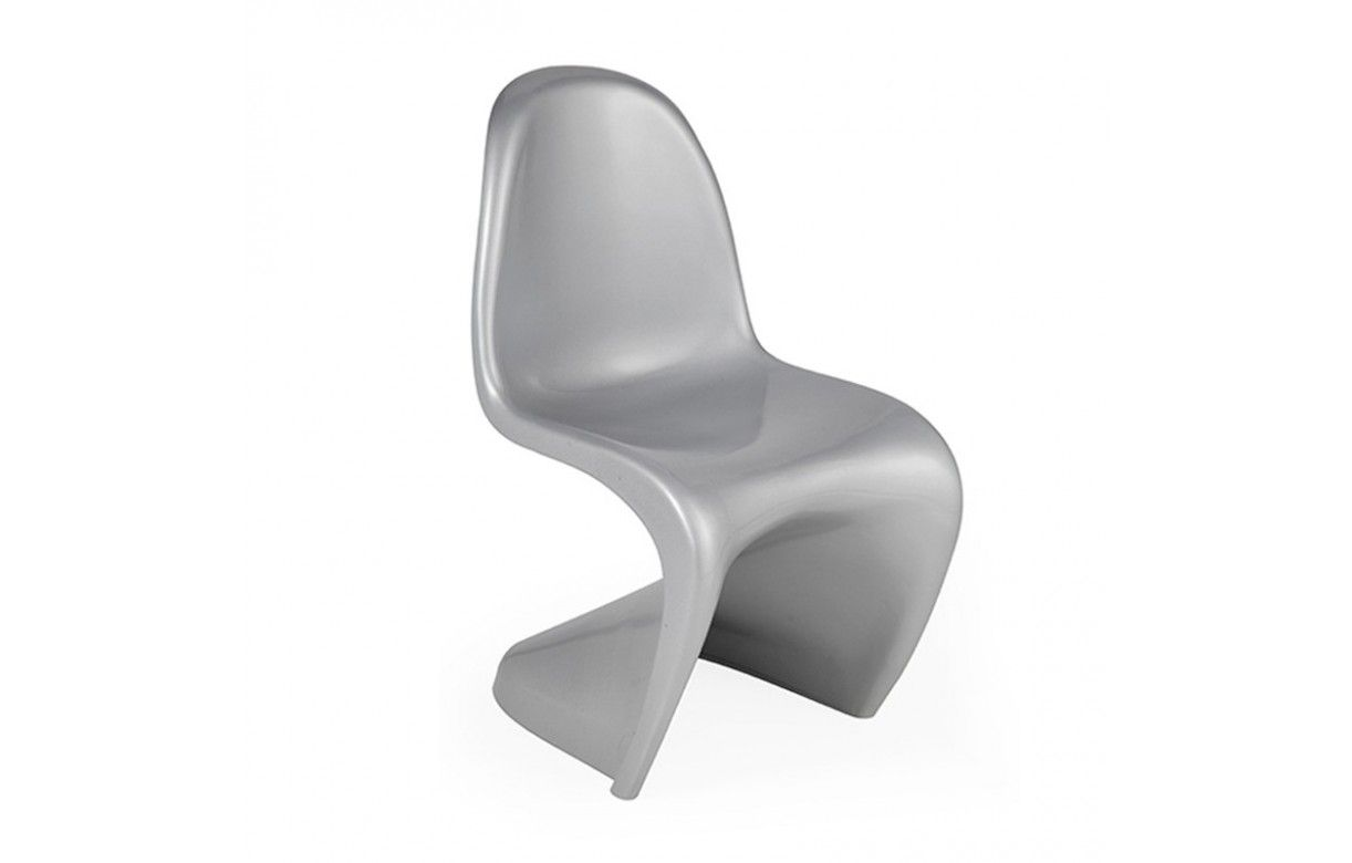 Chaise blanche pas chere maison design for Chaise design blanche