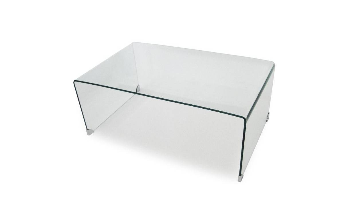 Table basse en verre securit - Tables basses en verre ...