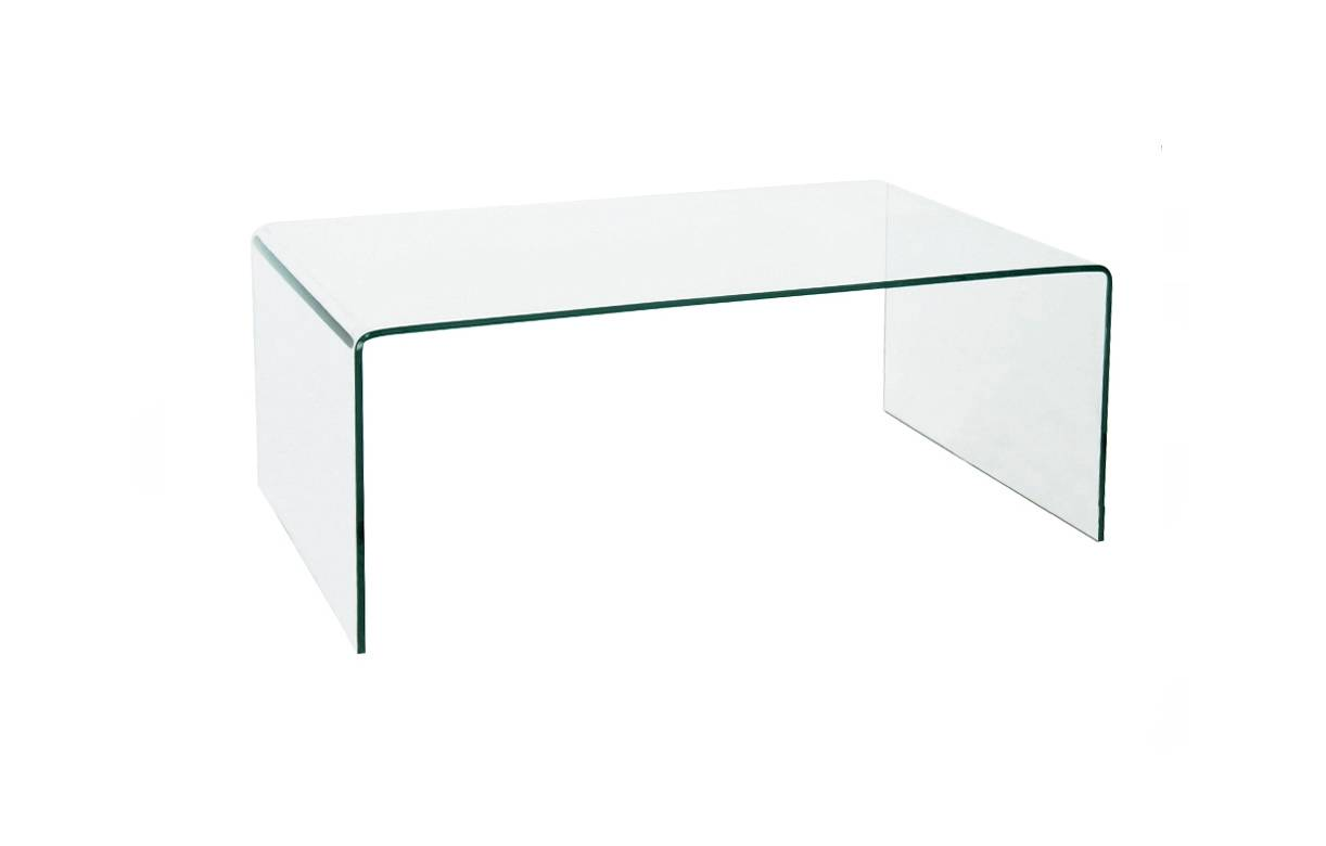 Table basse en verre securit for Table basse en verre but