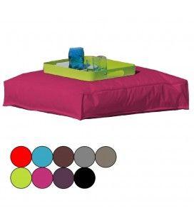 Coussin de sol extérieur imperméable 9 coloris DOON