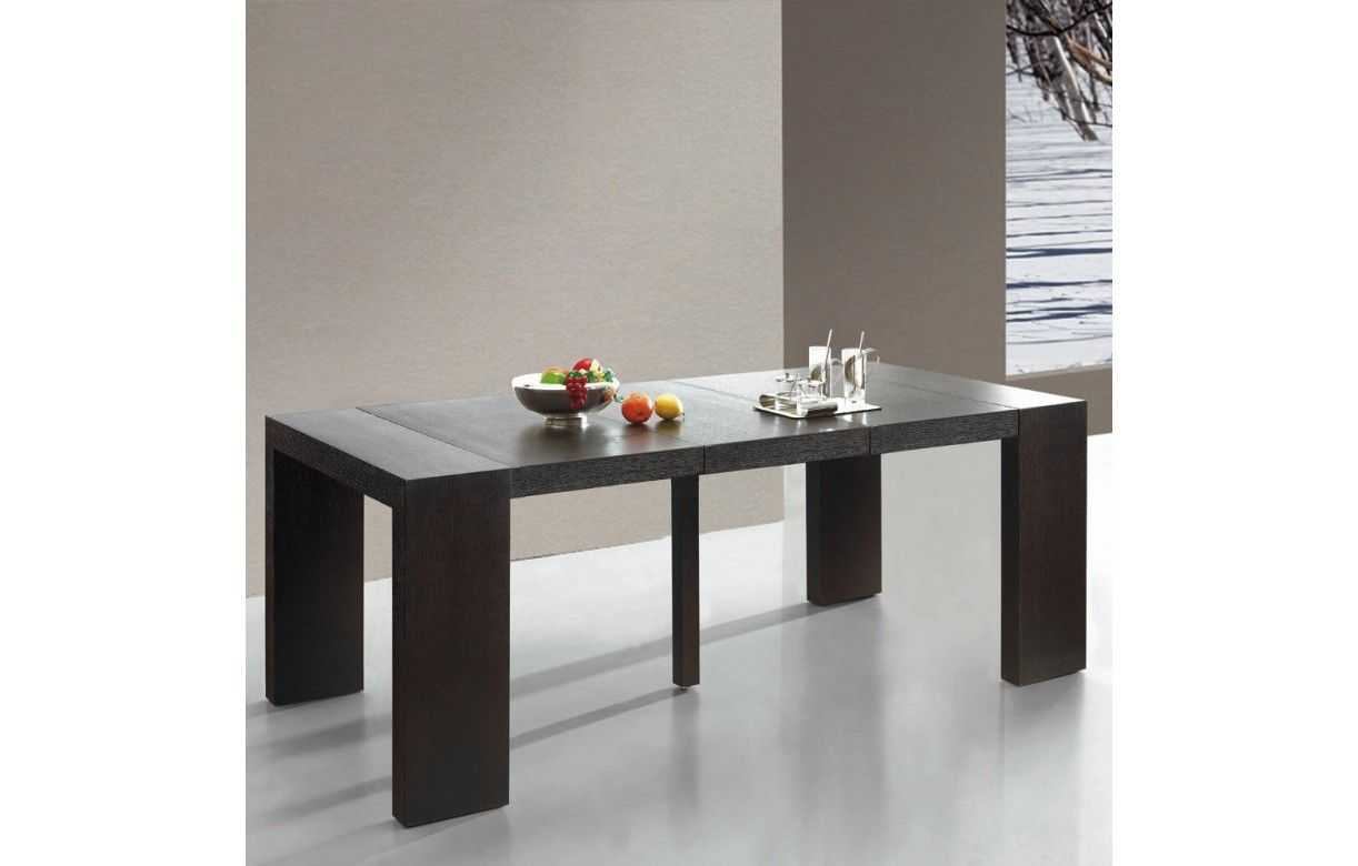 console table extensible 10 couverts nassa 6 coloris decome store. Black Bedroom Furniture Sets. Home Design Ideas