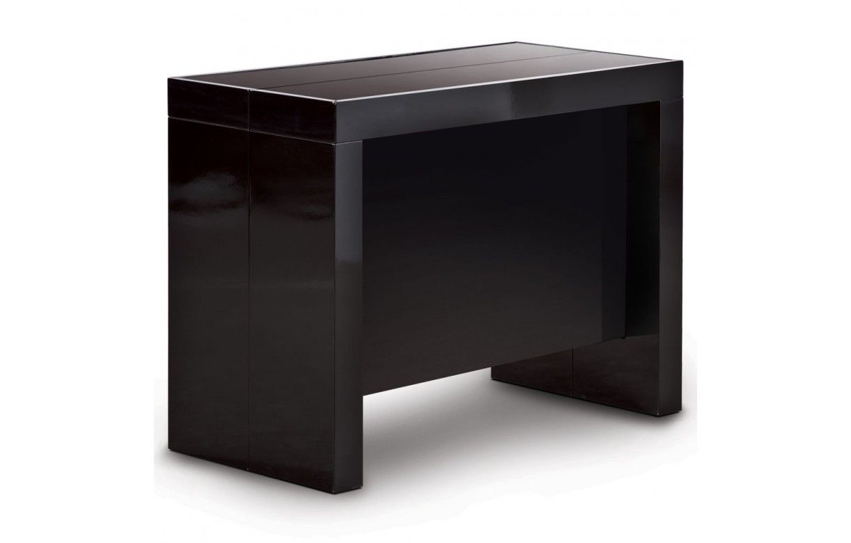 Console extensible avec rallonges int gr es pandora 5 - Tables avec rallonges integrees ...