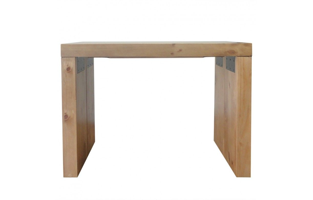 table console extensible en bois massif 12 couverts. Black Bedroom Furniture Sets. Home Design Ideas