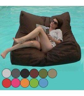 Pouf géant canapé fauteuil de piscine Sit In Pool - 11 coloris