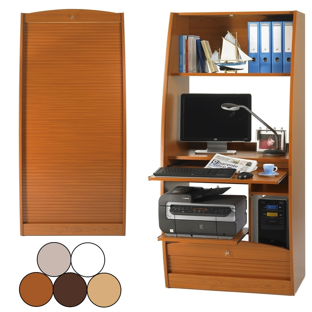 armoire rideau coulissant fabulous armoire rideau coulissant rollup pour lavelu achat vente. Black Bedroom Furniture Sets. Home Design Ideas
