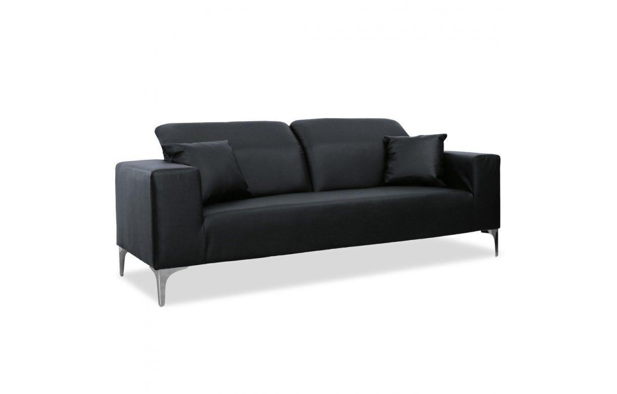 salon complet canap s 2 places 3 places avec t ti res tanga 3 coloris decome store. Black Bedroom Furniture Sets. Home Design Ideas