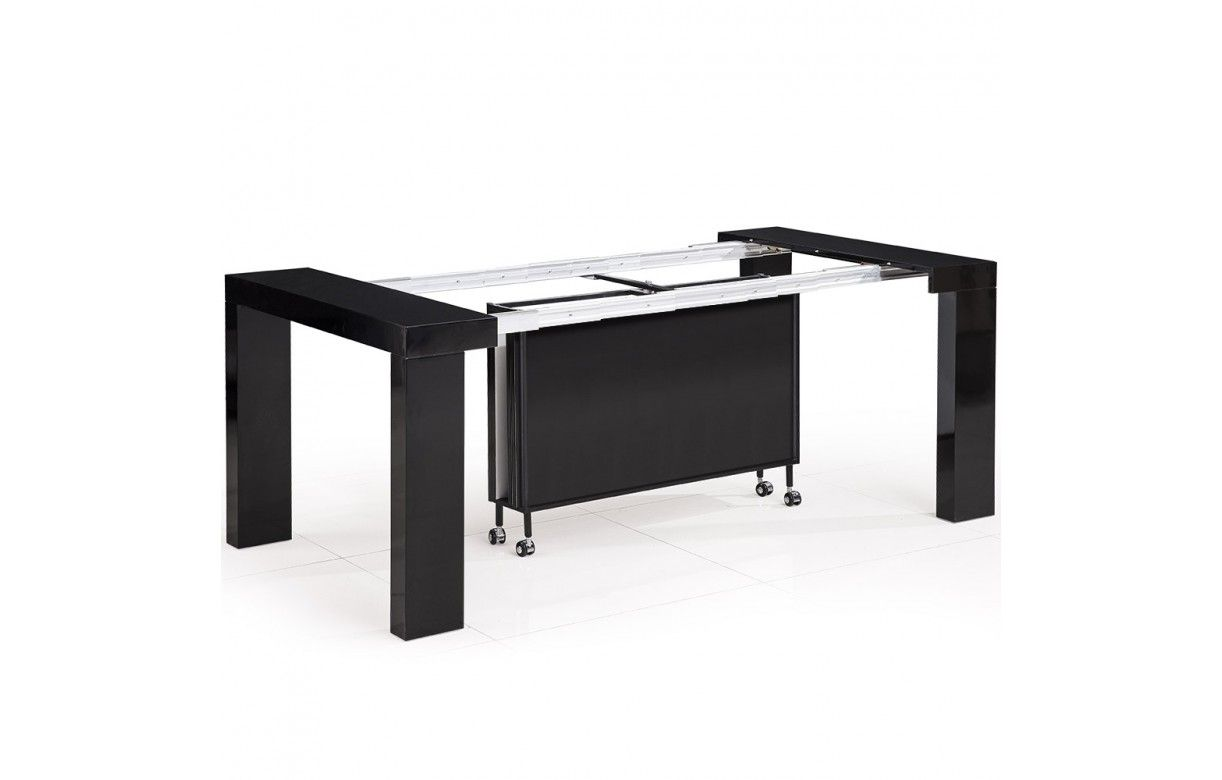 table console extensible 12 personnes simple table console extensible cool amazing exceptional. Black Bedroom Furniture Sets. Home Design Ideas