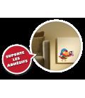 Radiateur à Inertie Sèche Décoratif 425w ou 550w avec thermostat -