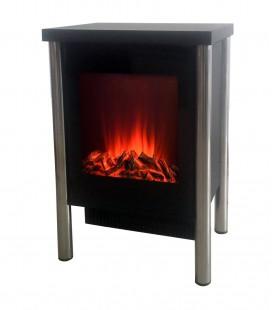 Decome store cliquez meublez decome store - Chauffage electrique imitation cheminee ...
