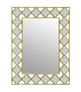 Miroir design avec cadres en trèfles Empiry -