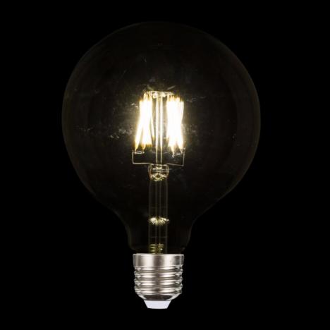 Ampoule LED décorative 12,5cm globe 8W (75W) -