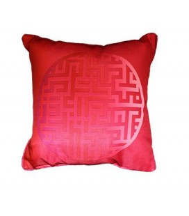 Coussin 40 x 40 cm Kosmo Rouge -