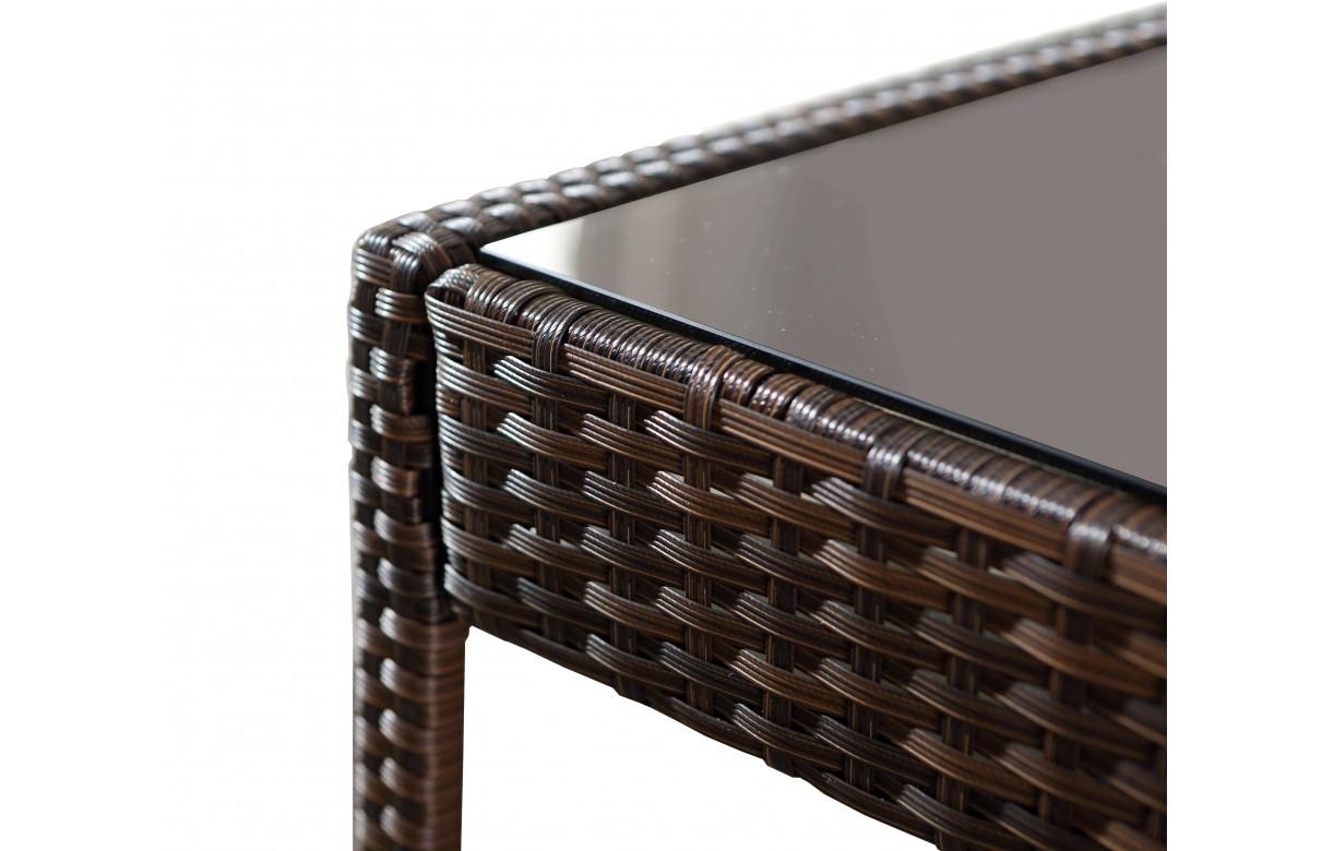 salon de jardin r sine pas cher canap 2 fauteuils 1. Black Bedroom Furniture Sets. Home Design Ideas