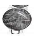 Barbecue charbon de bois avec couvercle pas cher -