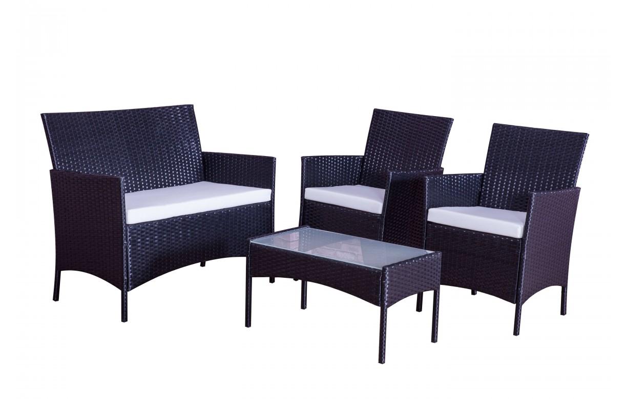 salon desserte de jardin resine tressee meilleures. Black Bedroom Furniture Sets. Home Design Ideas