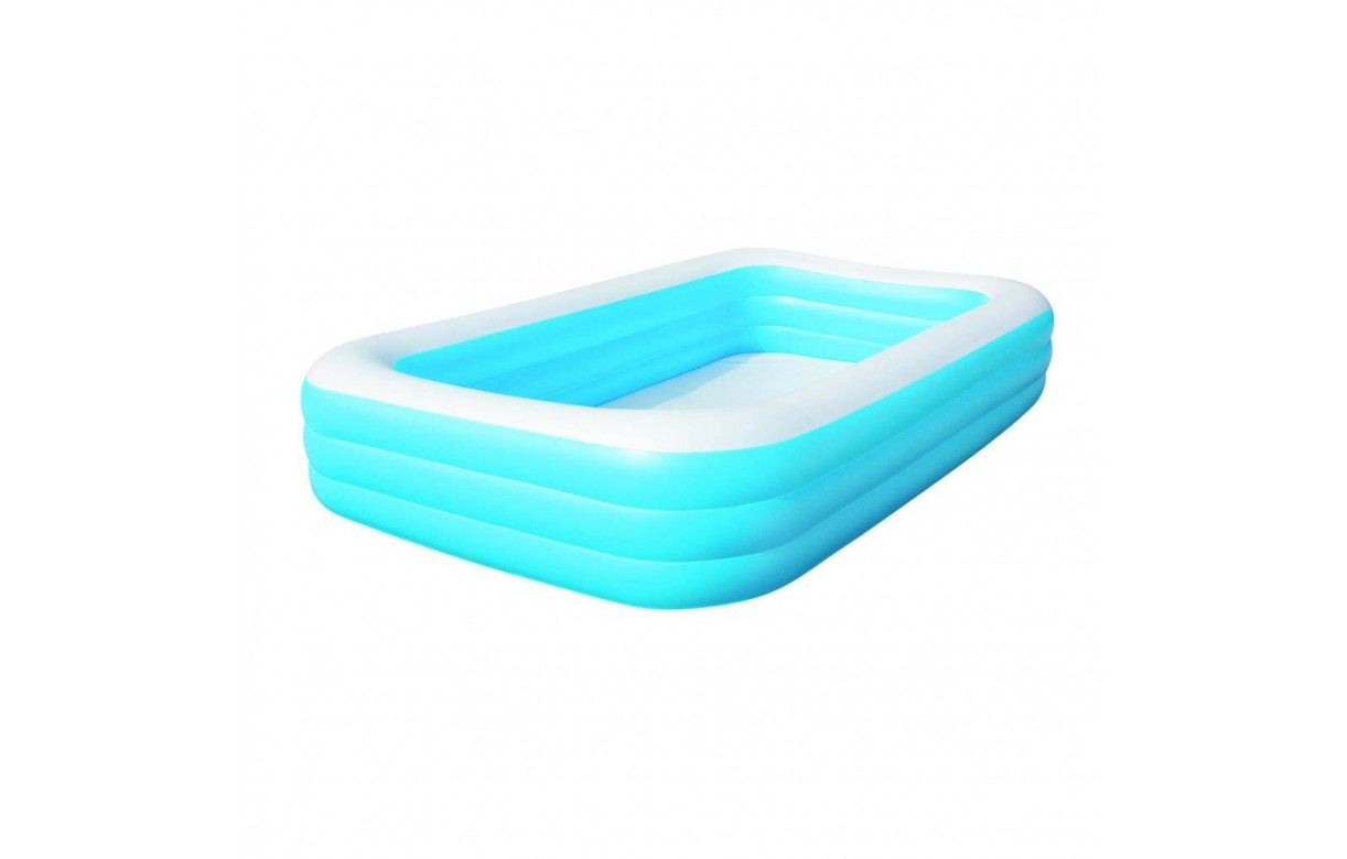 Piscine enfant gonflable bleue bestway decome store for Piscine enfant