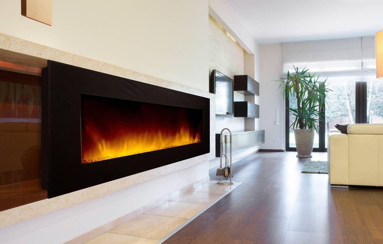 Habiller Un Conduit De Cheminée cheminée électrique géante 180cm chauffage 2000w 4 couleurs