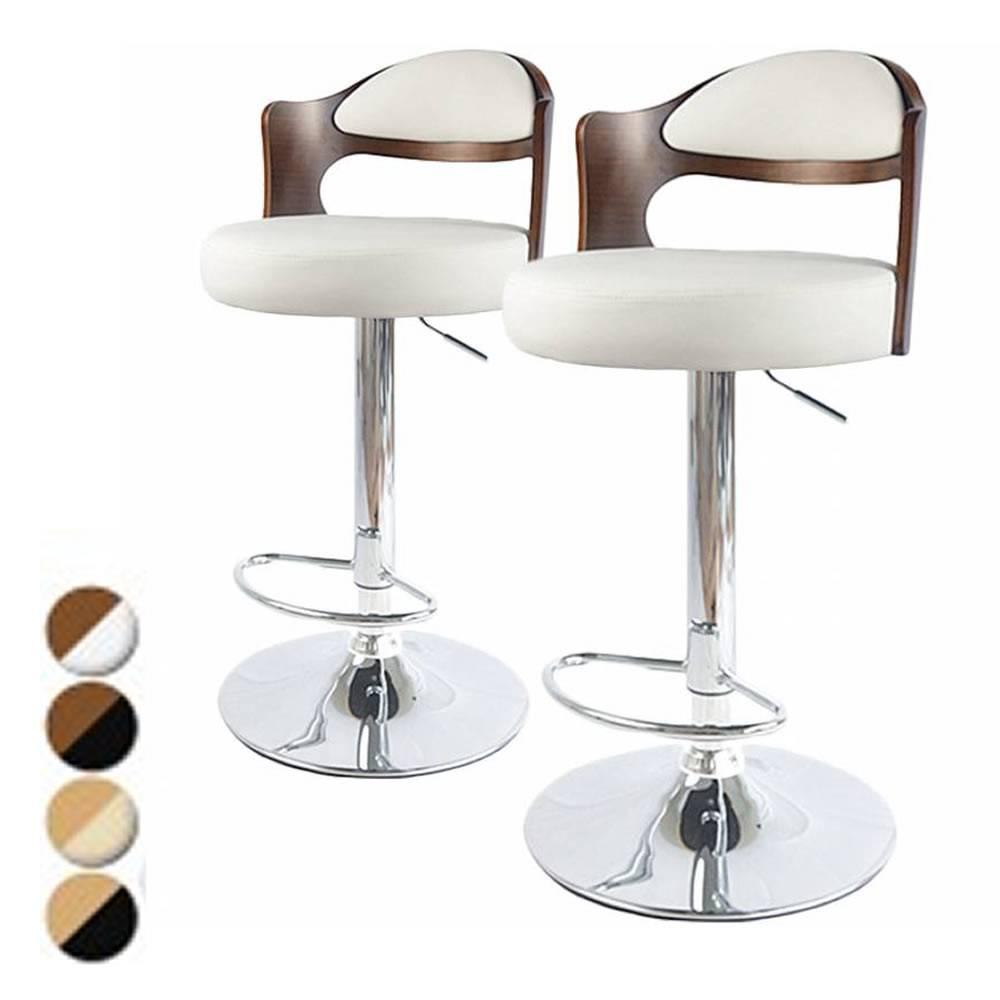 chaise de bar pivotante lot