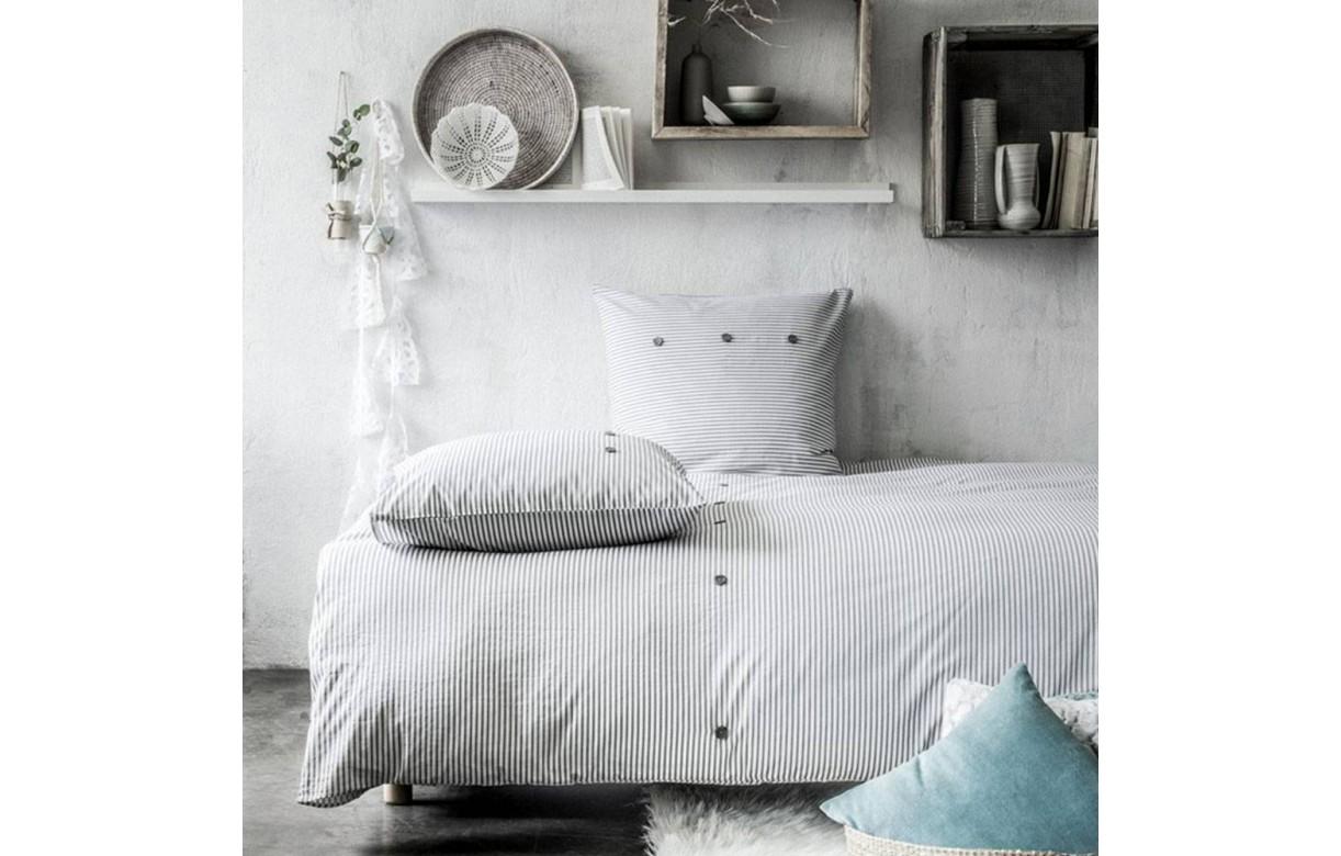housse de couette 220 x 240 cm 2 taies oria decome store. Black Bedroom Furniture Sets. Home Design Ideas