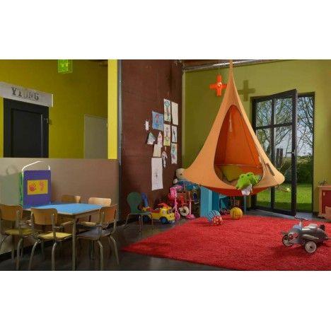 Nid suspendu tente Cacoon Bonsai pour enfants - 10 coloris -