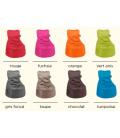 Pouf géant extérieur avec dossier Sitinchair - 8 coloris -