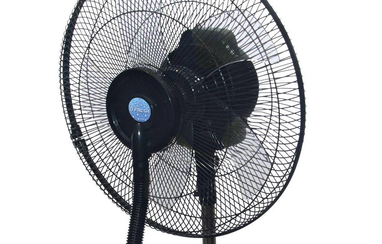 Ventilateur brumisateur et anti moustique 135cm o 39 fresh for Ventilateur exterieur