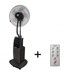 Ventilateur brumisateur et anti moustique 135cm O'fresh